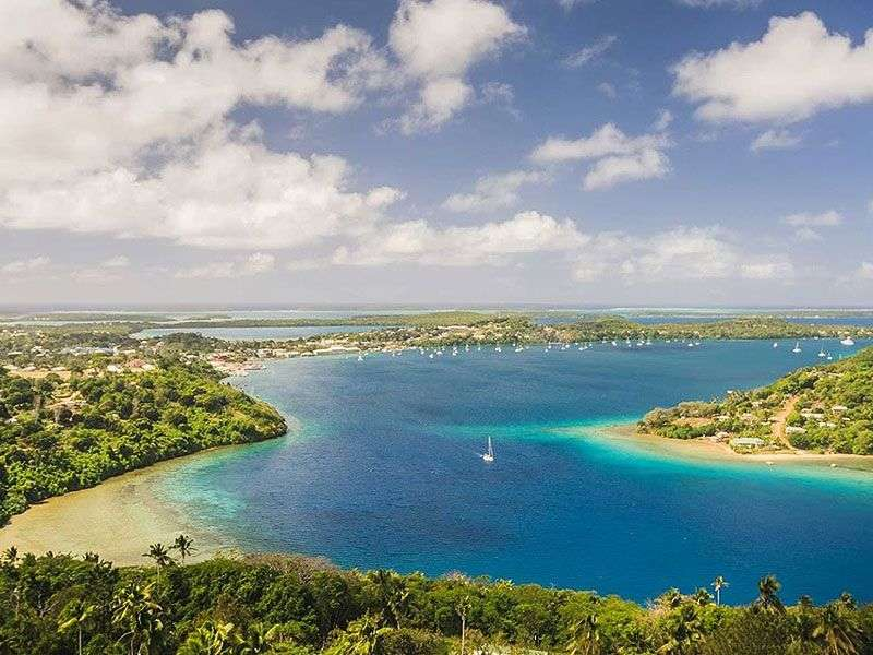 Hajóbérlés Tonga