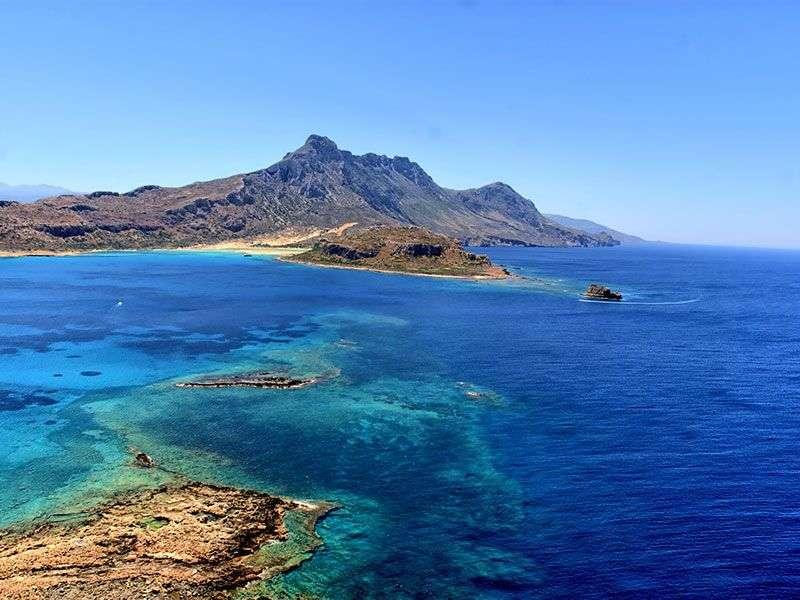 Kikötők és szigetek az Égei-tengeren