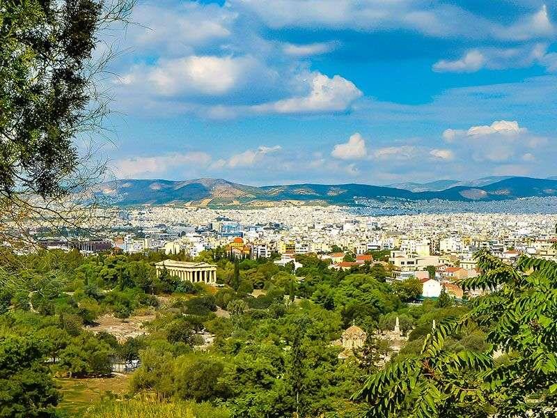 Vitorlázás Athén