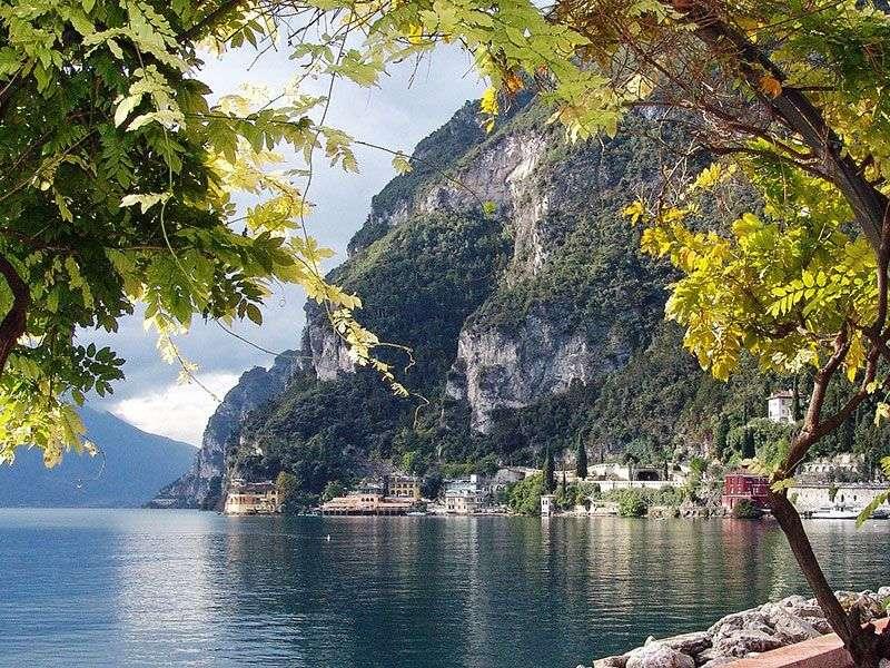 Vitorlázás Garda-tó