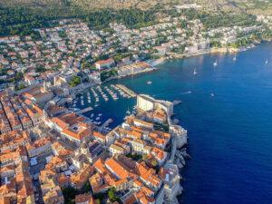 Vitorlázás Dubrovnik