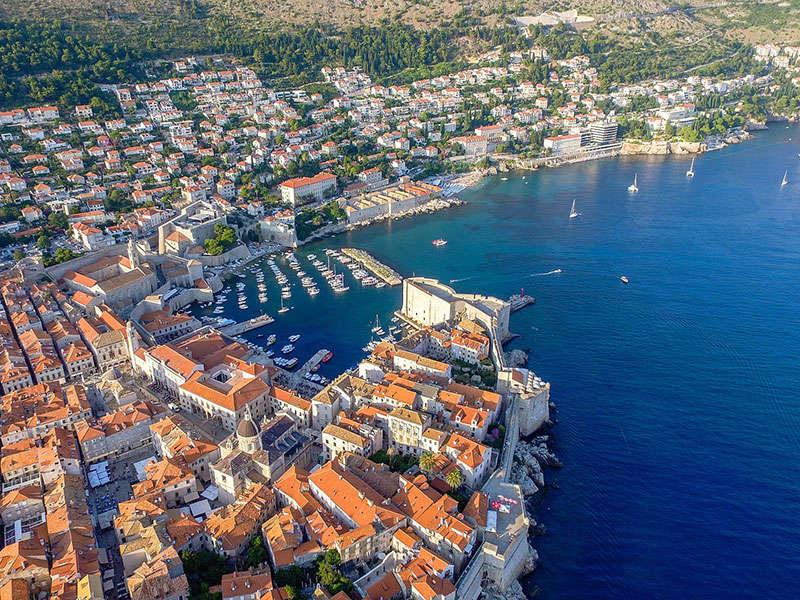 Dubrovniki vitorlázás