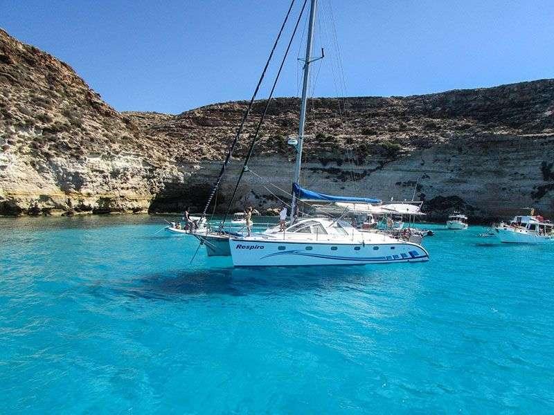 Catamaran bérlés Horvátország