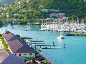 Hajóbérlés Brit Virgin-szigetek