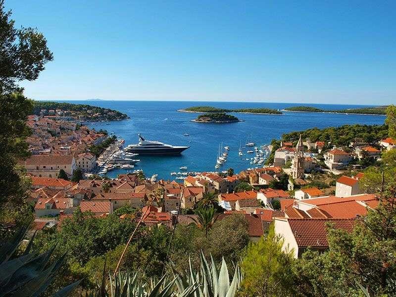 Horvátország vitorlázás