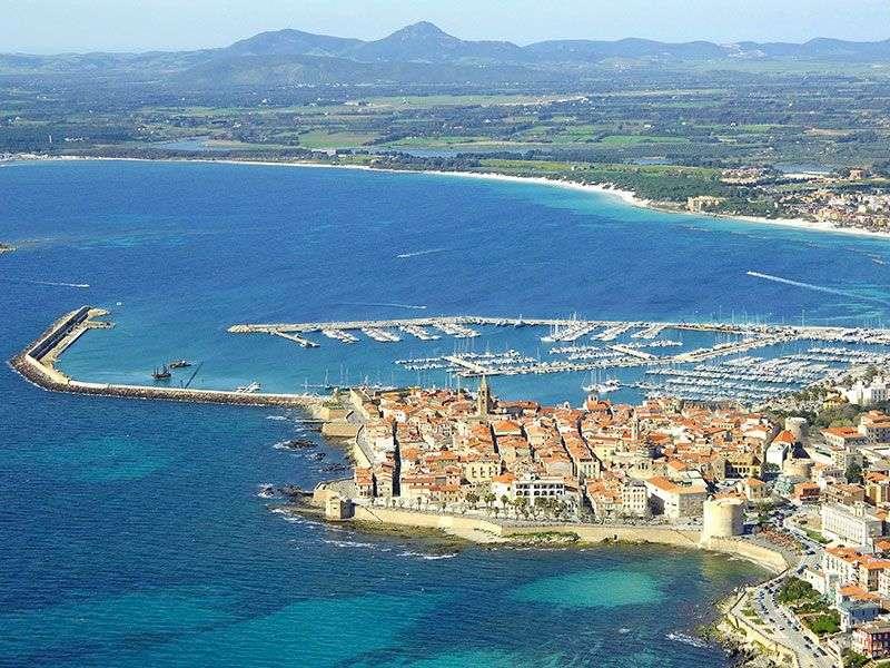 Vitorlázás Algheróban