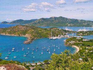 Vitorlázás Karib-térség