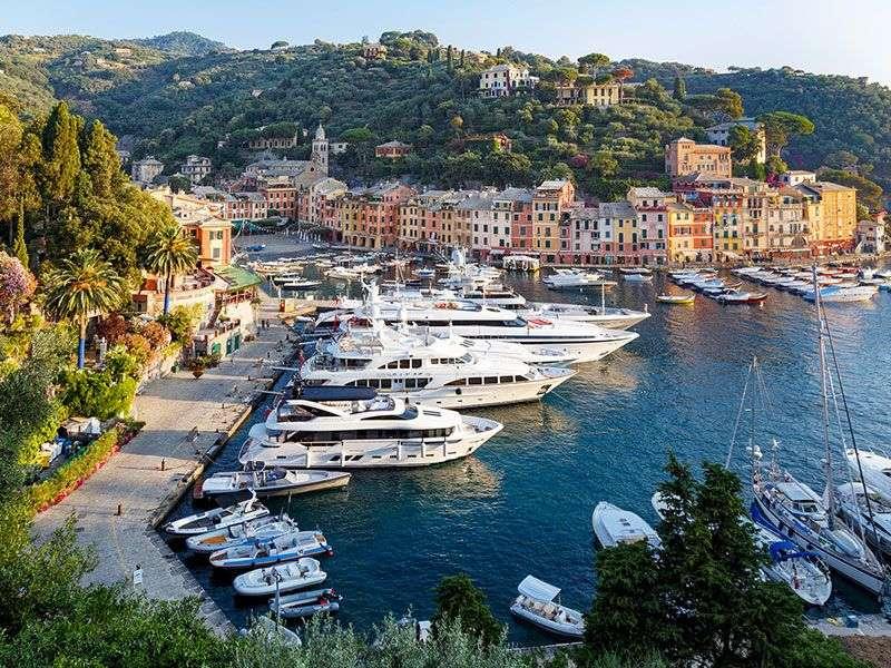 Vitorlázás Liguria-ban