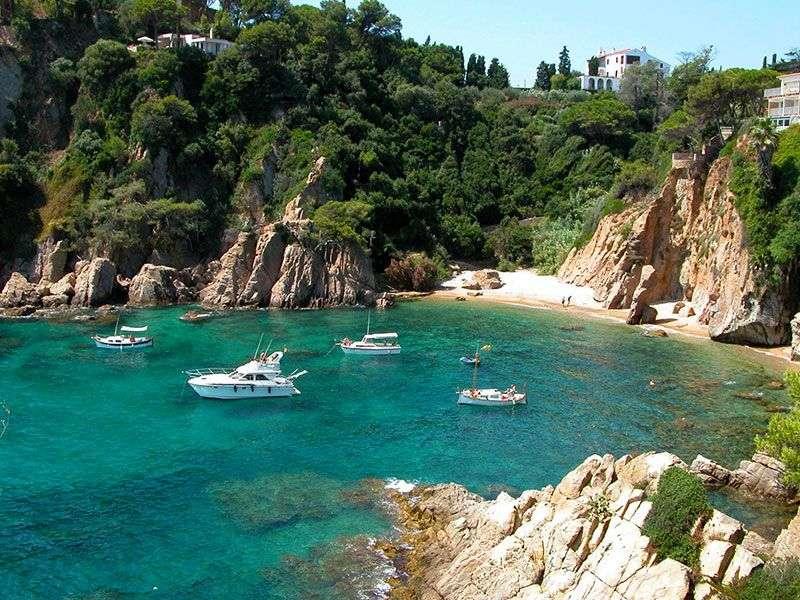 Yacht vakáció Cambrils