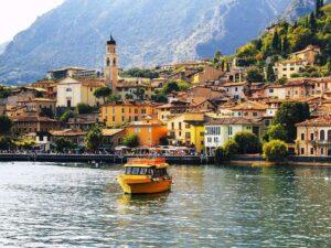 Yacht vakáció Garda-tó