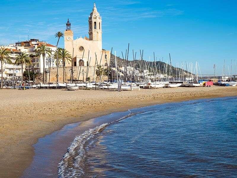 Yacht vakáció Sitges