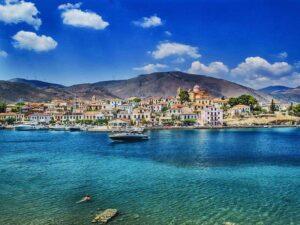 Yachtos nyaralás Égei-tenger