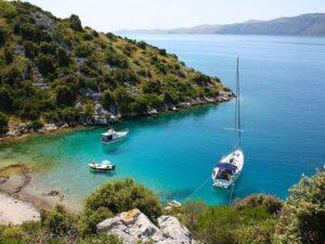 Hajós út Dalmácia