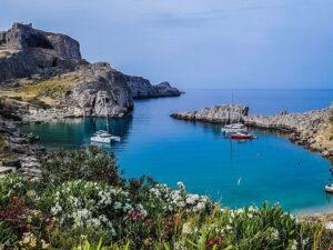 Hajós nyaralás Görögország