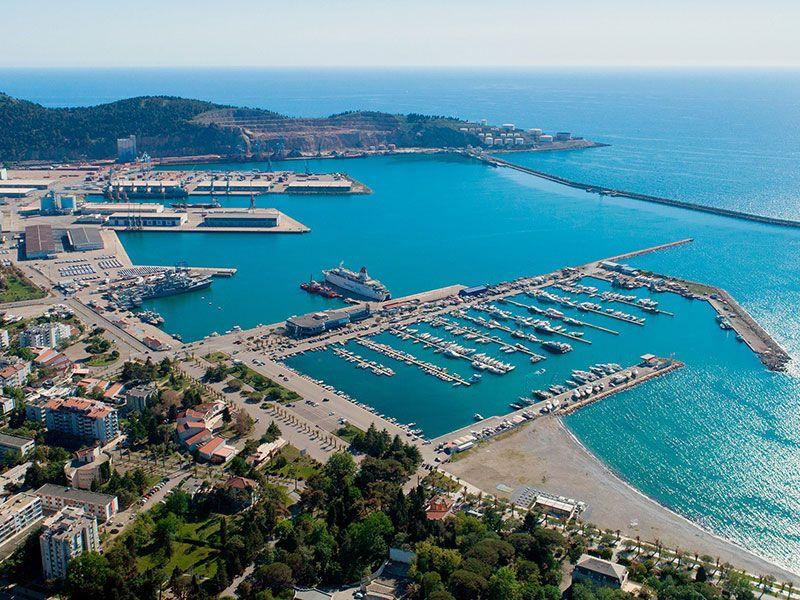 Vitorlázás Dubrovnikból Montenegróba