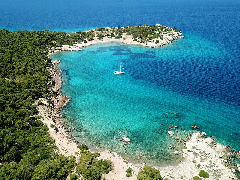 Hajóbérlés Aeginaban