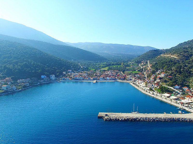 Hajóbérlés Agia Efimia-ban