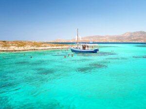 Hajóbérlés Antiparosban