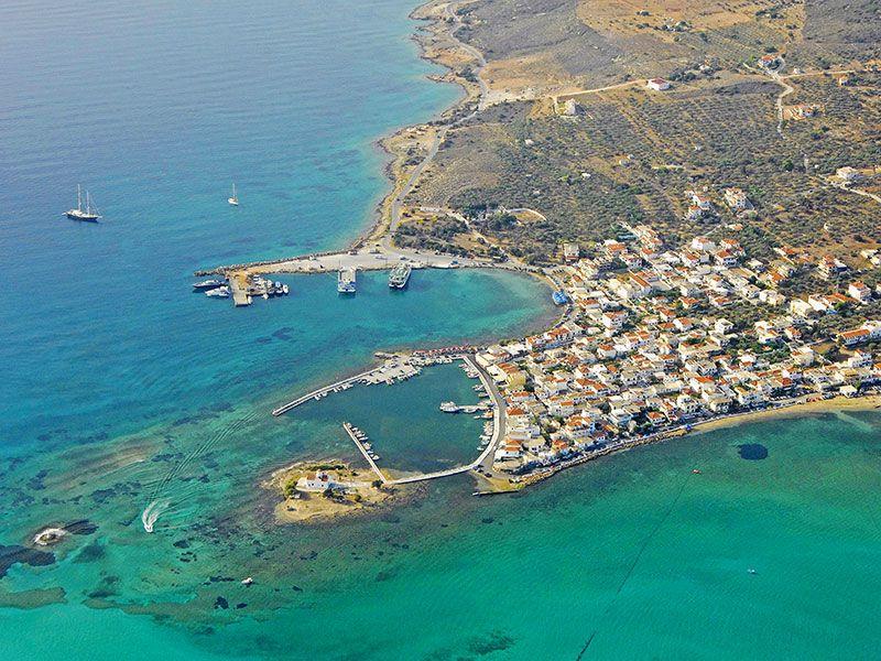 Hajóbérlés Elafonisos-szigeten