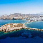 Hajóbérlés Naxoson