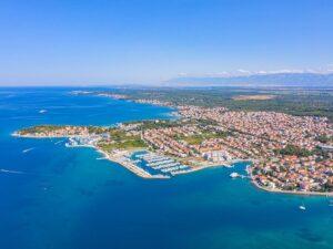 Hajóbérlés Zadarban