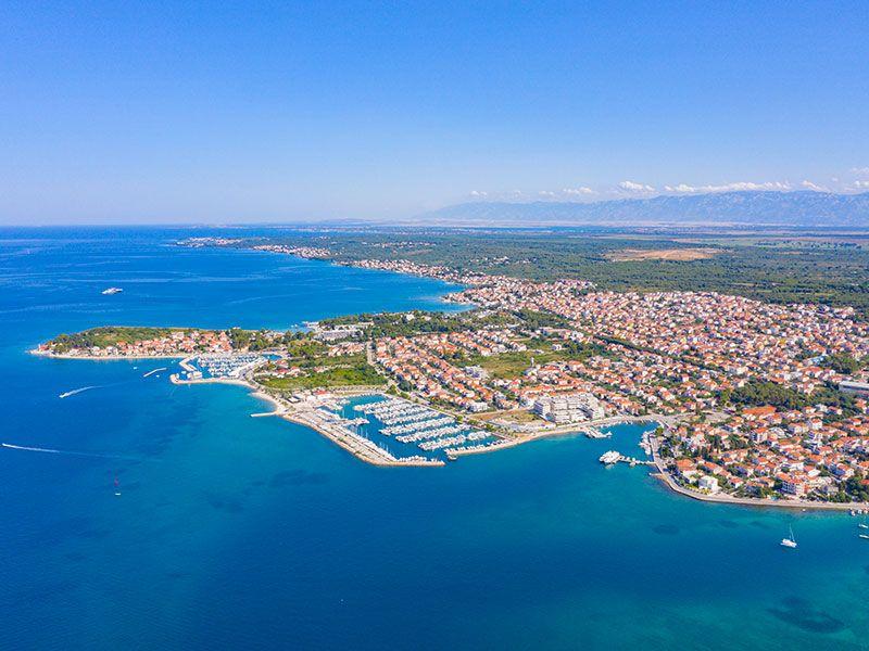 Látnivalók Zadarban