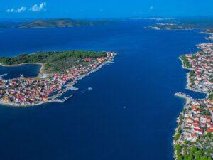 Vitorlázás Splitből Dubrovnikba