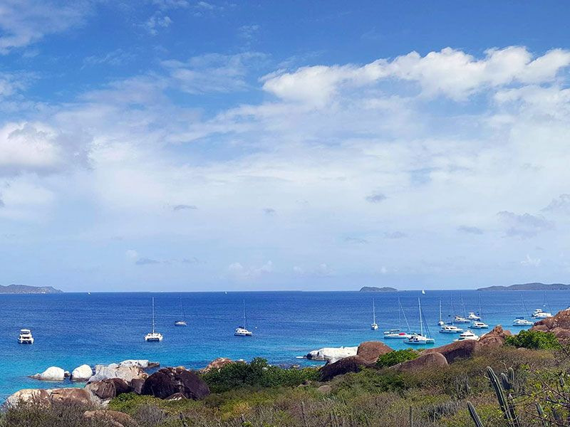Virgin Gorda boat tours