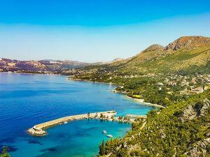Coast of Cavtat