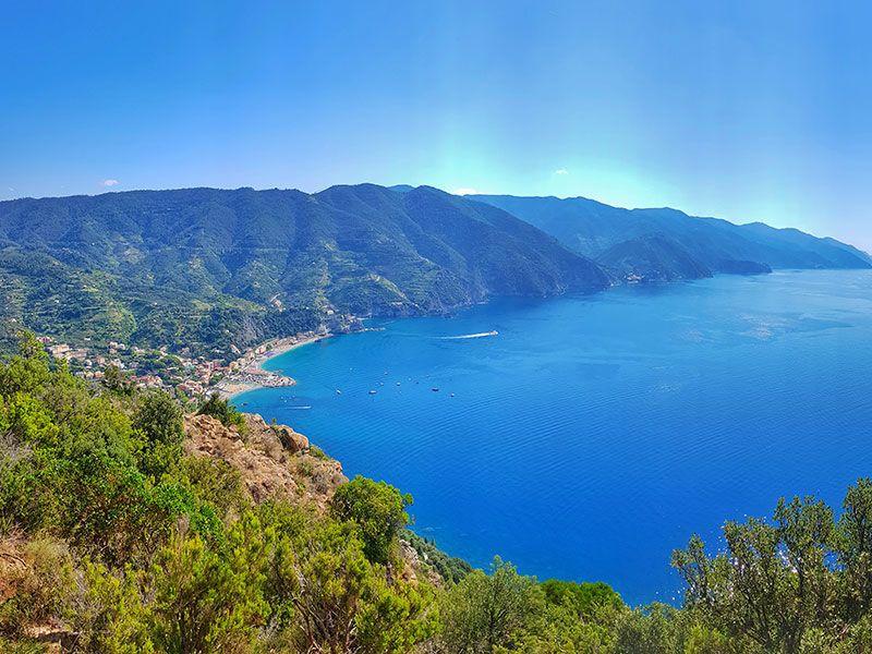 Partok és kikötők Liguria-ban