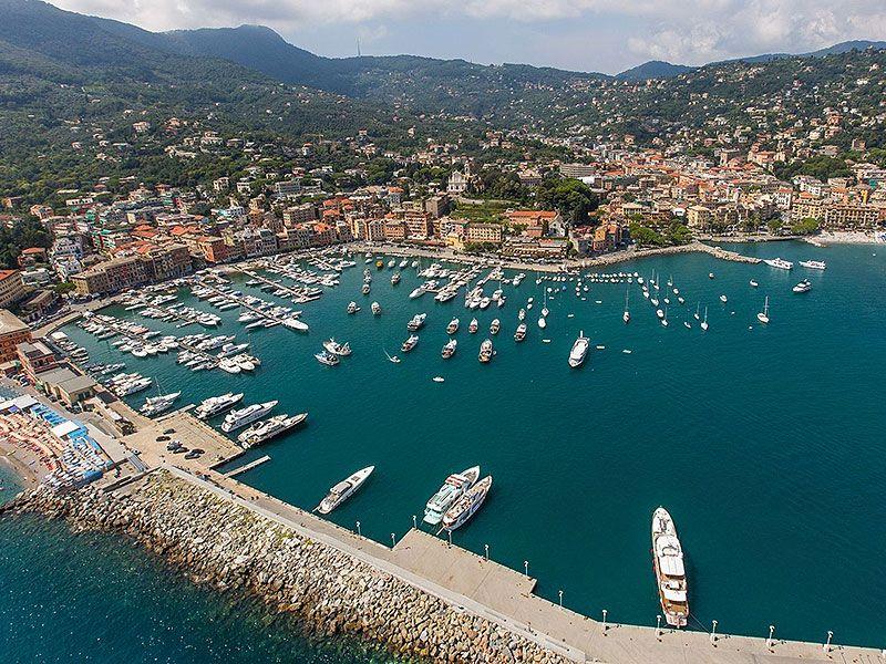 Hajóbérlés Santa Margherita Ligure-ban