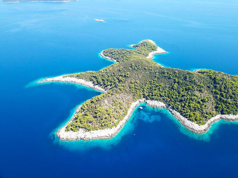 Korčula-szigeti látnivalók