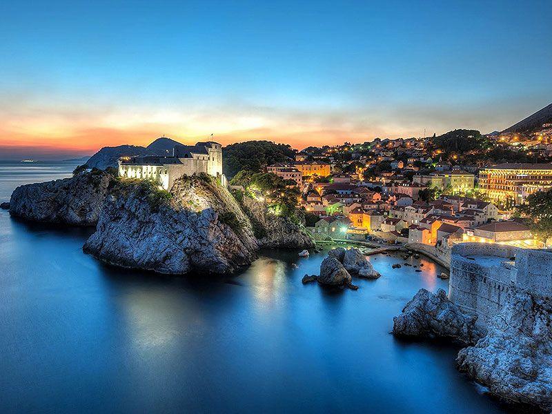 legjobb programok Dubrovnikban