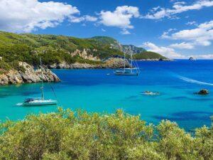 Szeptemberi vitorlázás Görögország