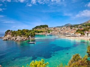 Szeptemberi Yacht vakáció Görögországban