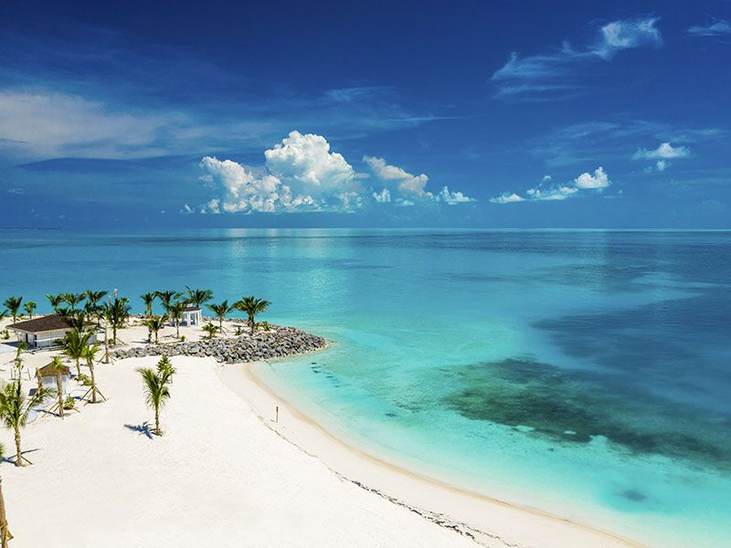 Vitorlázás a Bahamákra