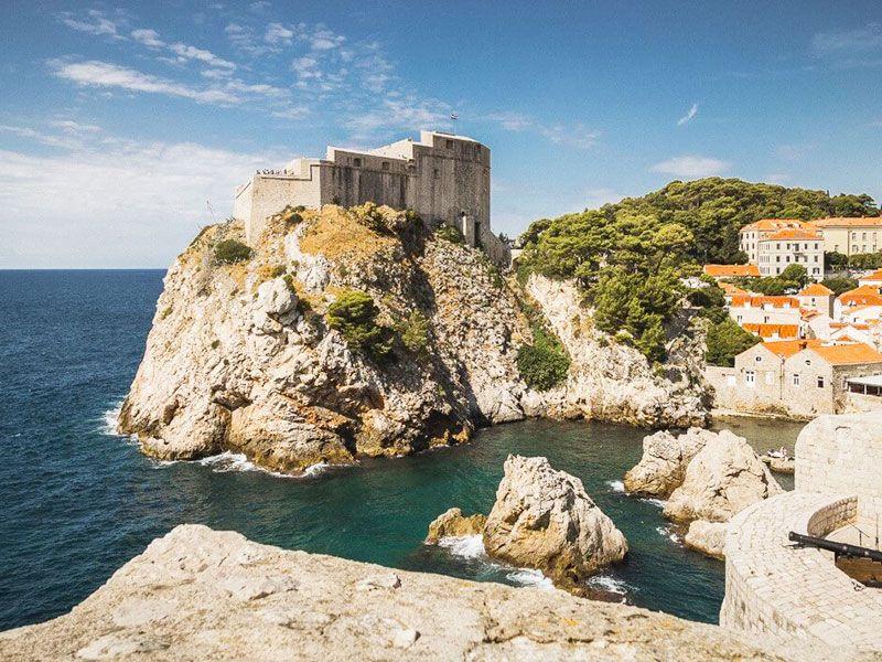 Látnivalók Dubrovnikban