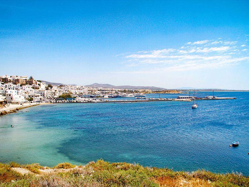 Yacht week in Naxos