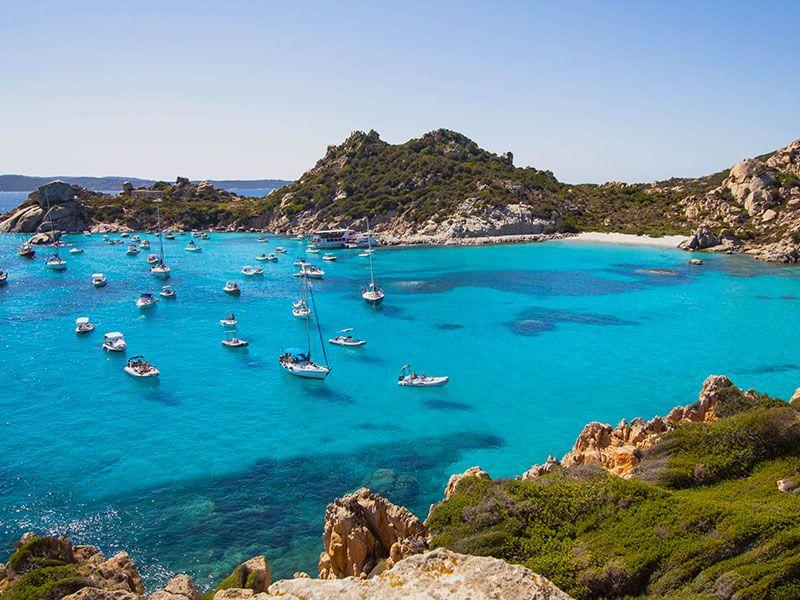 Sardinia sailing trip