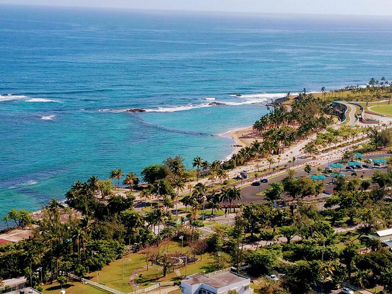 Yacht vacation in San Juan