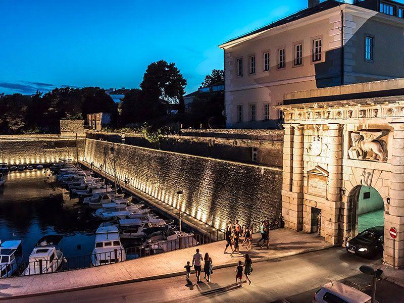Programok Zadarban