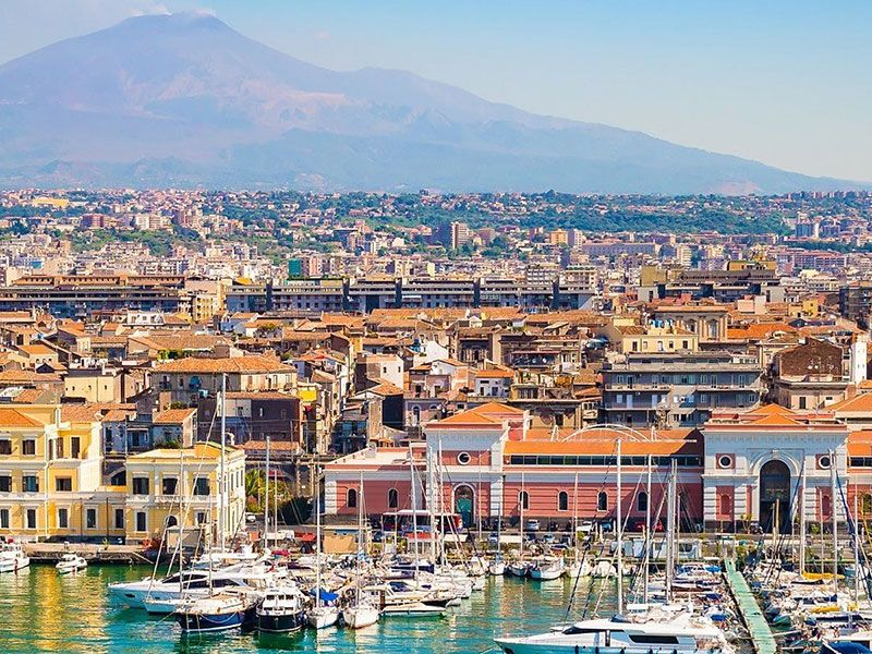 Catania yachting