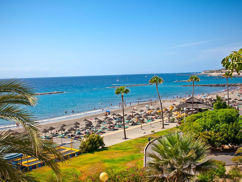 Coast of Tenerife