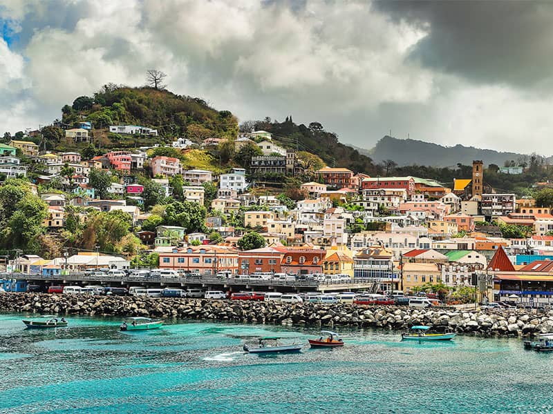 Grenada sailing adventures