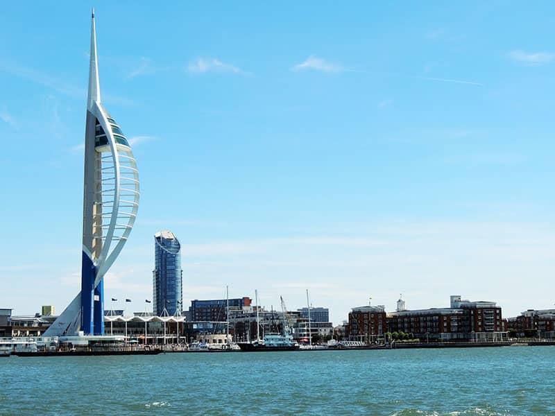 Hajóbérlés Angliában