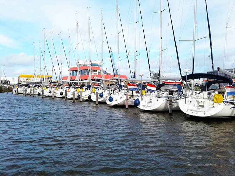 Hajóbérlés Lemmerben