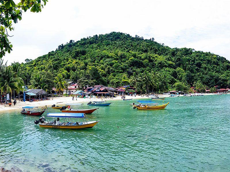 Hajóbérlés Malajzia