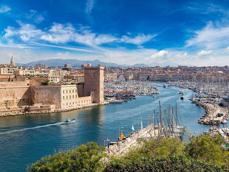 Hajóbérlés Marseille-ben