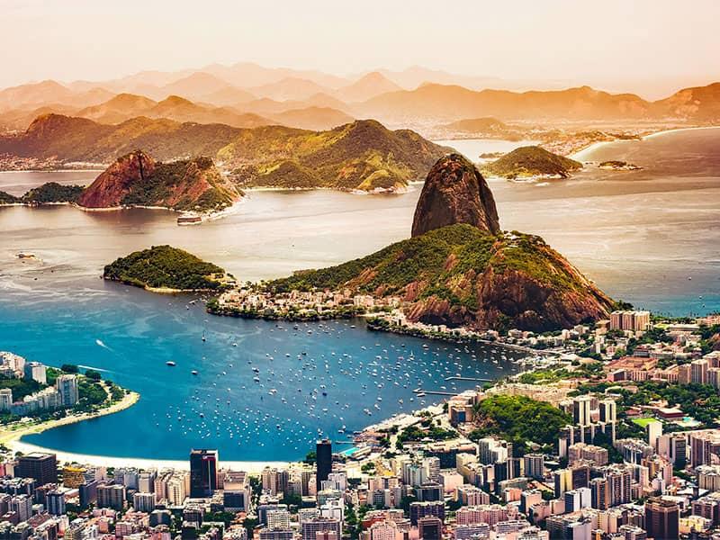 Hajóbérlés Rio de Janeiroban