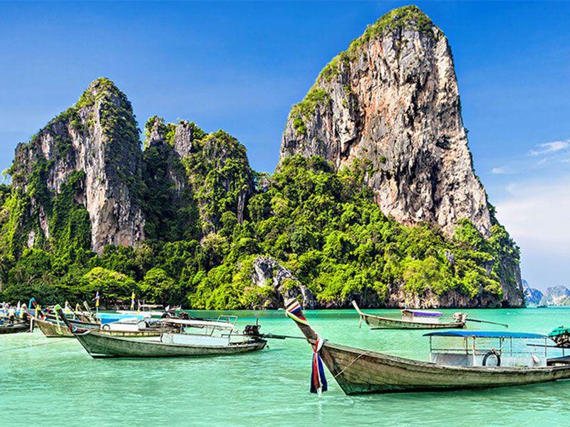 Hajóbérlés Thaiföld